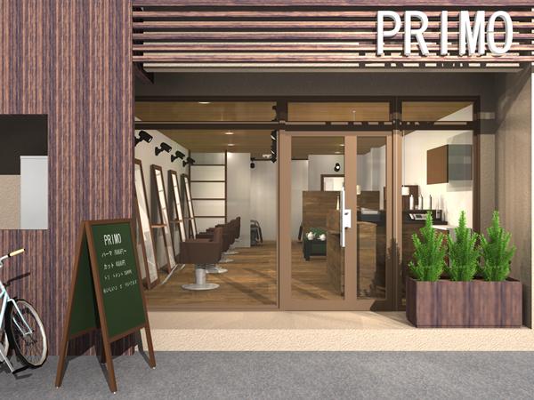 パースサンプル拡大図 パースサンプル 美容室 理容室 3dマイホームデザイナーproシリーズ専用素材集