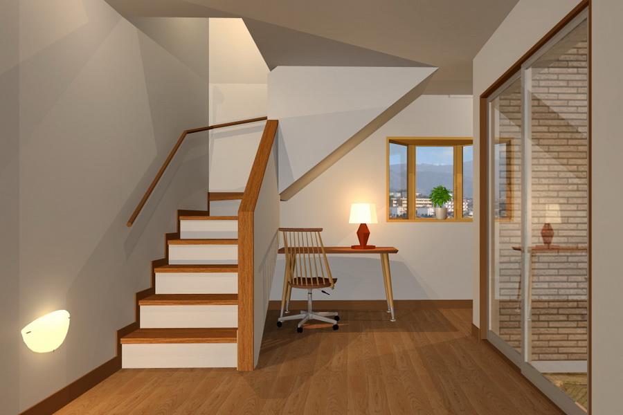 自由度の高い階段編集 | 3Dパー...
