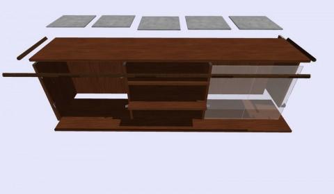 TVボード2