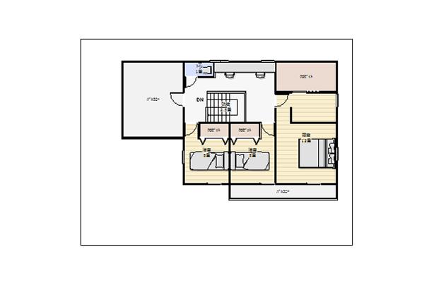 サンプルハウスV02_2F