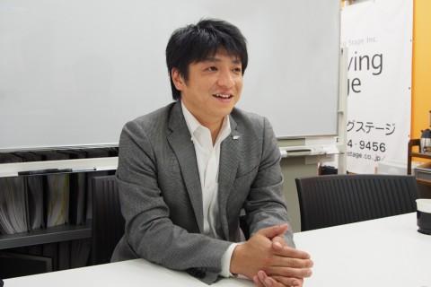 株式会社リビングステージ  石本 義勝氏