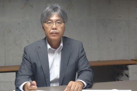 エムロード環境造形研究所小見山さん