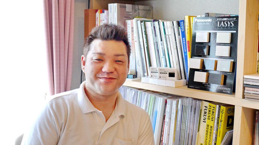 中川賢太郎氏