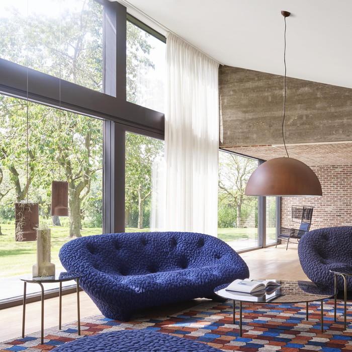 【リーン・ロゼの独創的なデザインは、日本の家屋とのマッチングが気になるところ。(PLOUM)】