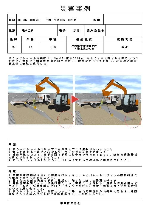 安全訓練の添付資料ダウンロード | 建設業経理士の …
