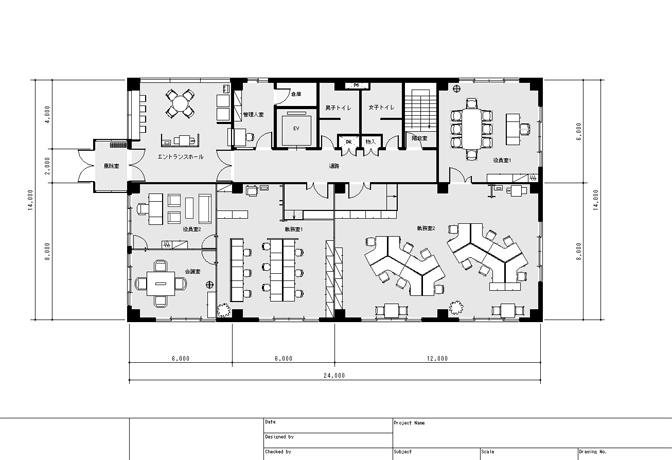 3d オフィス デザイナー pro3