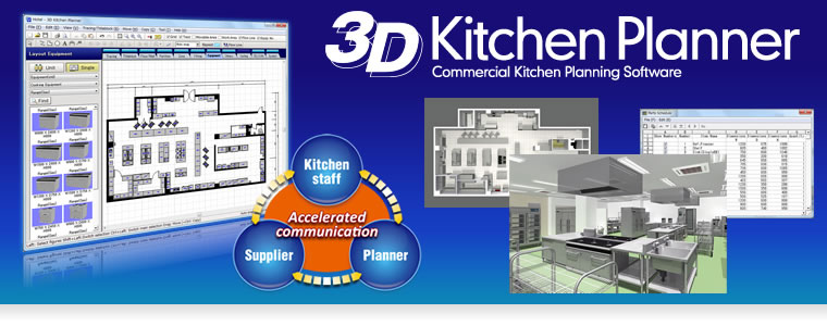 3D Kitchen Planner-MEGASOFT