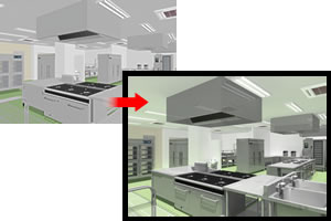 3D Kitchen Planner-MEGASOFT